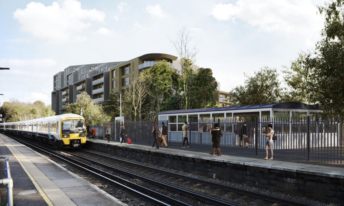 Imperial Corporate Capital partners with South Eastern Rail to develop £1m train platform link for Greenhithe Station