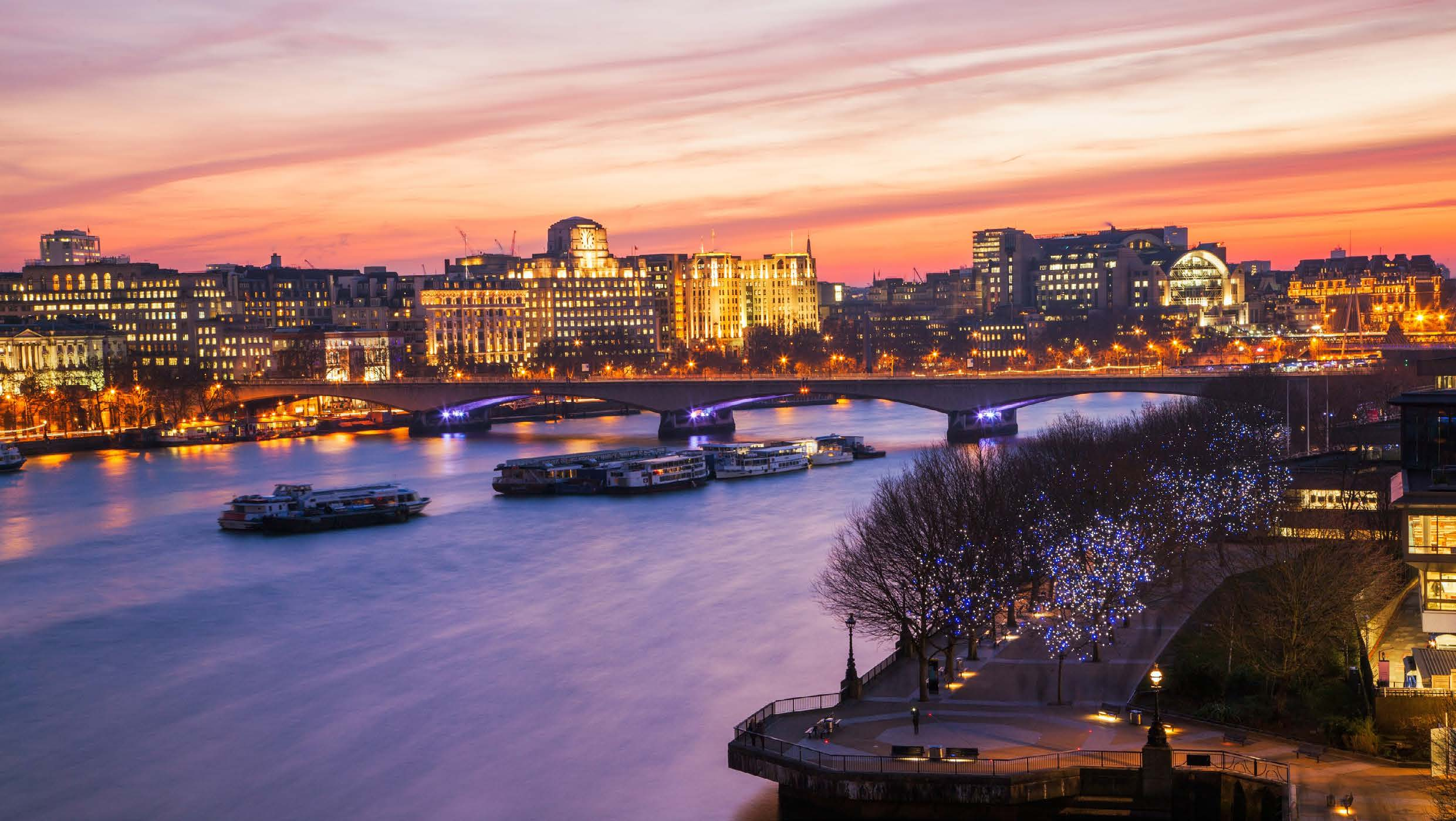 London property market sees positive growth